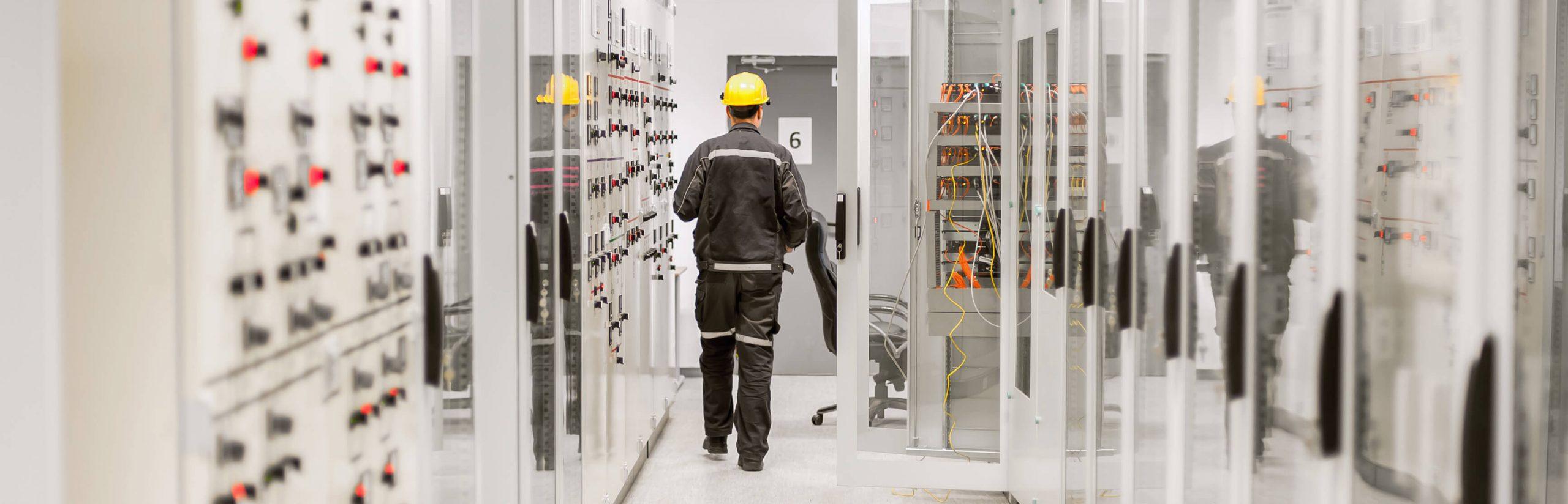 Switchgear Installation Banner